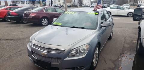 2008 Chevrolet Malibu for sale at TC Auto Repair and Sales Inc in Abington MA