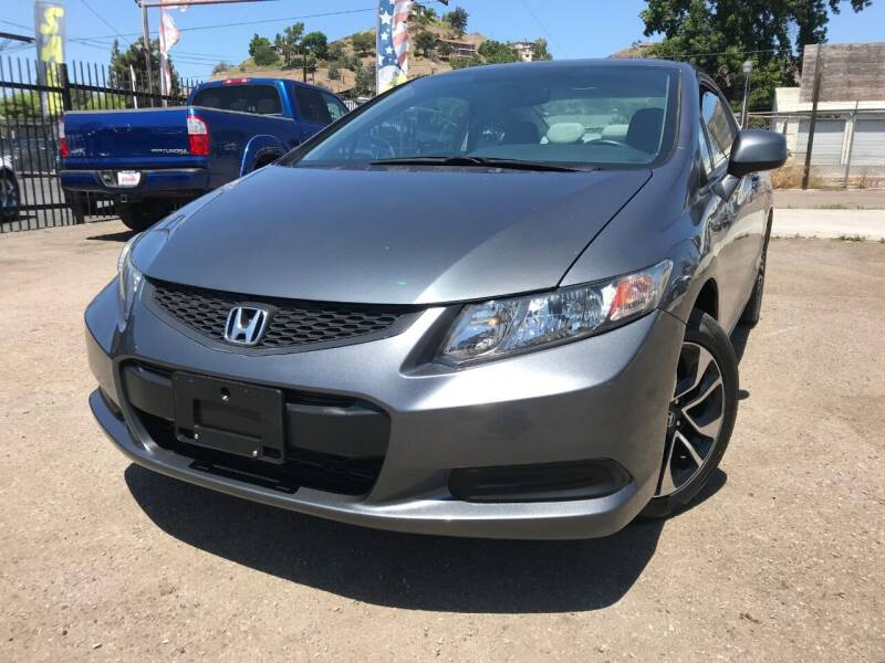 2013 Honda Civic for sale at Vtek Motorsports in El Cajon CA