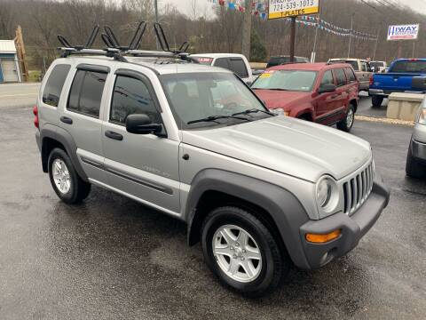 2003 Jeep Liberty for sale at INTERNATIONAL AUTO SALES LLC in Latrobe PA