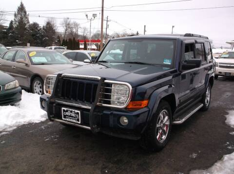 2006 Jeep Commander for sale at Cars On 15 in Lake Hopatcong NJ