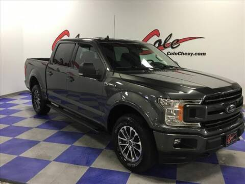 2019 Ford F-150 for sale at Cole Chevy Pre-Owned in Bluefield WV