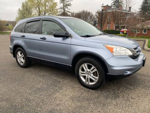 2011 Honda CR-V for sale at 62 Motors in Mercer PA
