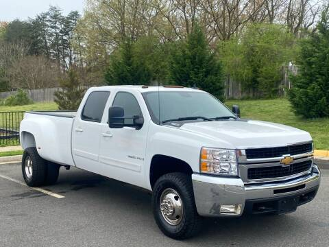 2007 Chevrolet Silverado 3500HD for sale at Superior Wholesalers Inc. in Fredericksburg VA