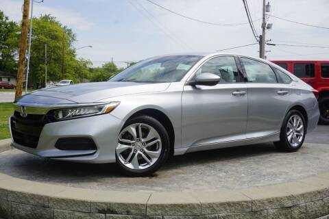 2018 Honda Accord for sale at Platinum Motors LLC in Heath OH