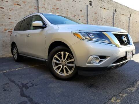 2013 Nissan Pathfinder for sale at GTR Auto Solutions in Newark NJ