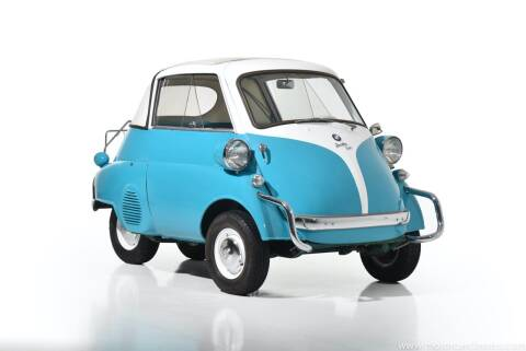 1957 BMW Isetta for sale at Motorcar Classics in Farmingdale NY