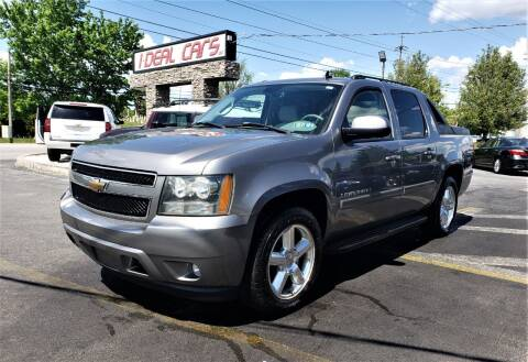 2007 Chevrolet Avalanche for sale at I-DEAL CARS in Camp Hill PA