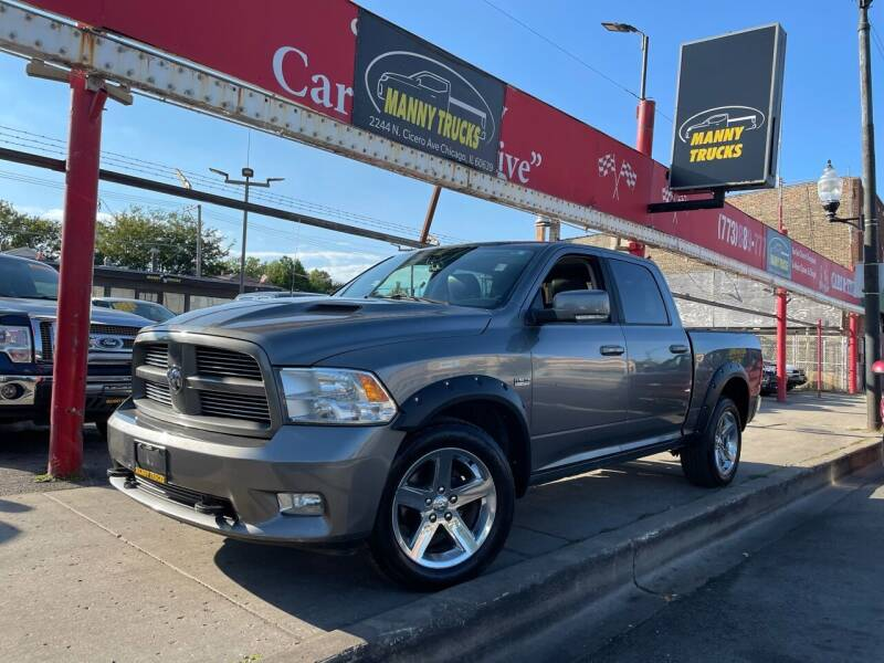 2012 RAM Ram Pickup 1500 for sale at Manny Trucks in Chicago IL