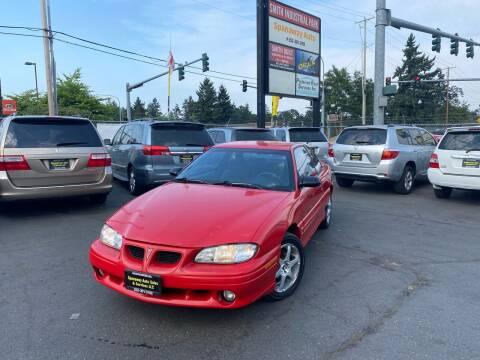 1997 Pontiac Grand Am for sale at Tacoma Autos LLC in Tacoma WA