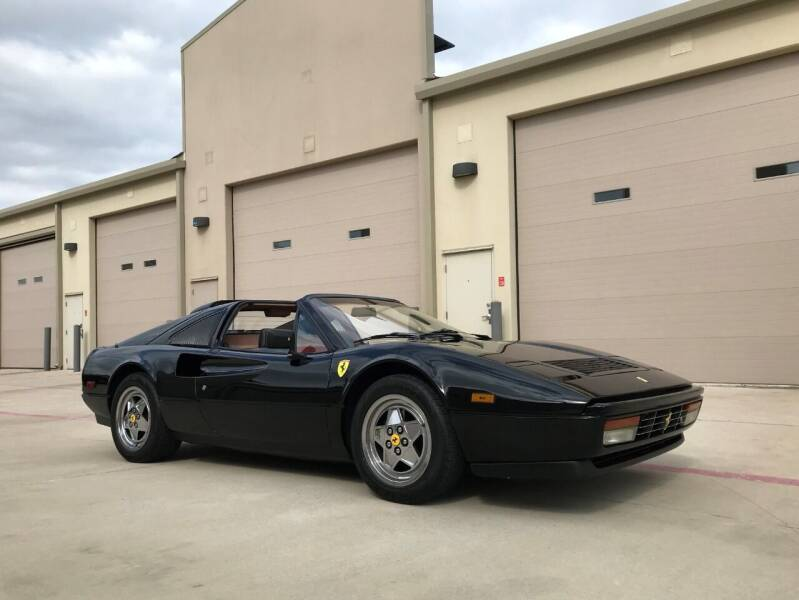 1989 Ferrari 328 GTS for sale at Enthusiast Motorcars of Texas in Rowlett TX