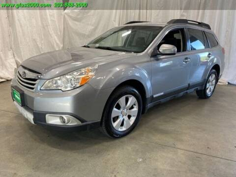 2011 Subaru Outback for sale at Green Light Auto Sales LLC in Bethany CT