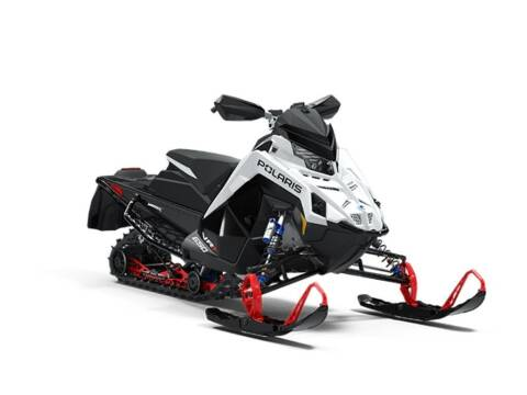 2021 Polaris 650 Indy VR1 129 for sale at Road Track and Trail in Big Bend WI