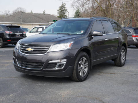2015 Chevrolet Traverse for sale at Tom Roush Budget Westfield in Westfield IN