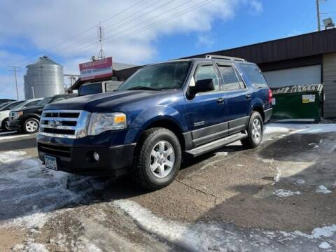 2007 Ford Expedition for sale at WINDOM AUTO OUTLET LLC in Windom MN