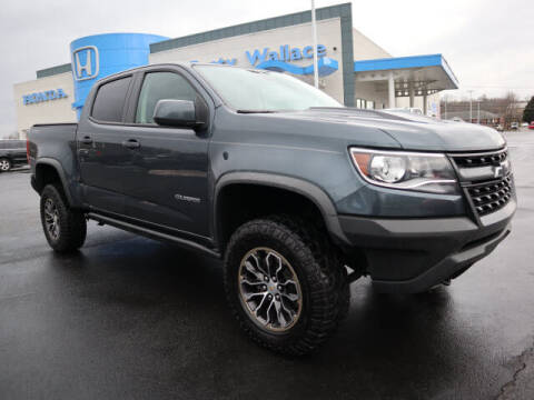 2019 Chevrolet Colorado for sale at RUSTY WALLACE HONDA in Knoxville TN