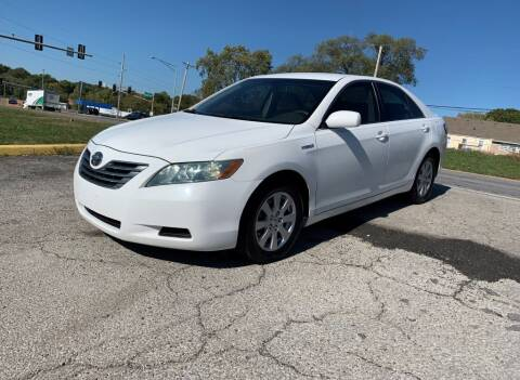 2007 Toyota Camry Hybrid for sale at InstaCar LLC in Independence MO