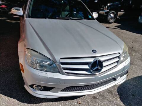 2008 Mercedes-Benz C-Class for sale at Gold Motors Auto Group Inc in Tampa FL