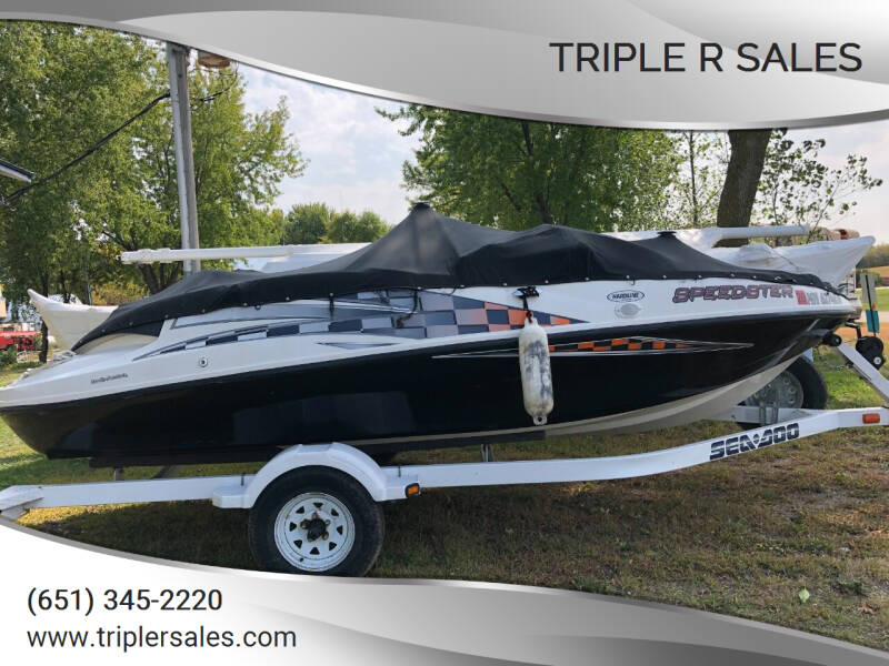 2002 Sea-Doo speedster for sale at Triple R Sales in Lake City MN