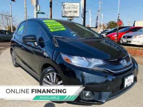 2016 Honda Fit for sale at Salem Auto Market in Salem OR
