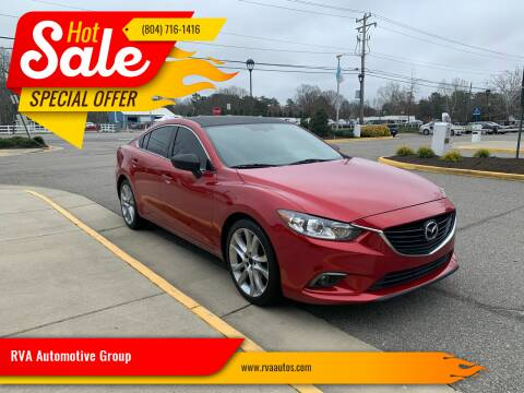 2014 Mazda MAZDA6 for sale at RVA Automotive Group in North Chesterfield VA