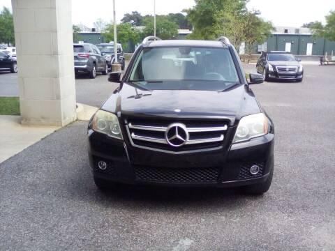 2010 Mercedes-Benz GLK for sale at JOE BULLARD USED CARS in Mobile AL