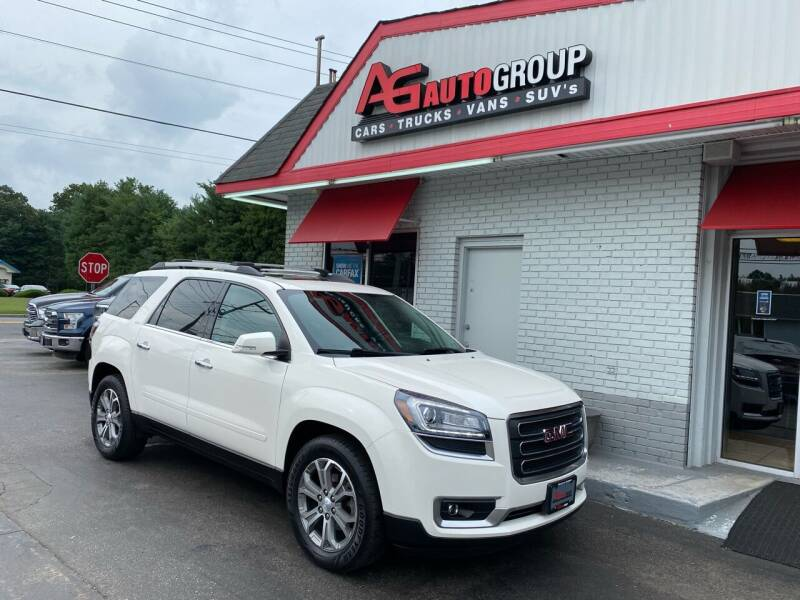 2014 GMC Acadia for sale at AG AUTOGROUP in Vineland NJ