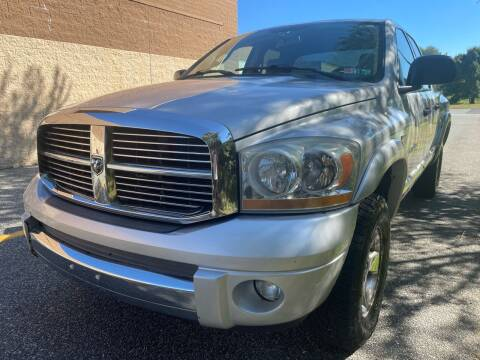 2006 Dodge Ram Pickup 1500 for sale at Premium Auto Outlet Inc in Sewell NJ