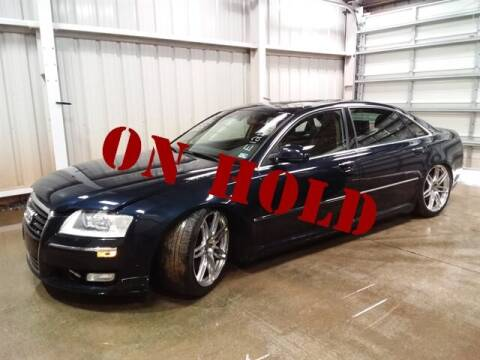2009 Audi A8 L for sale at East Coast Auto Source Inc. in Bedford VA