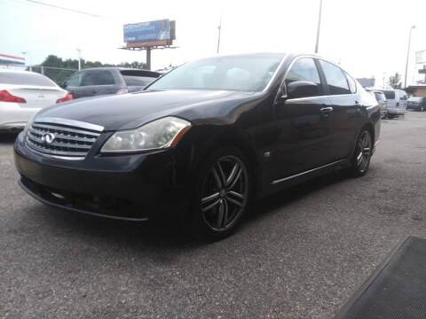 2006 Infiniti M35 for sale at Best Buy Autos in Mobile AL