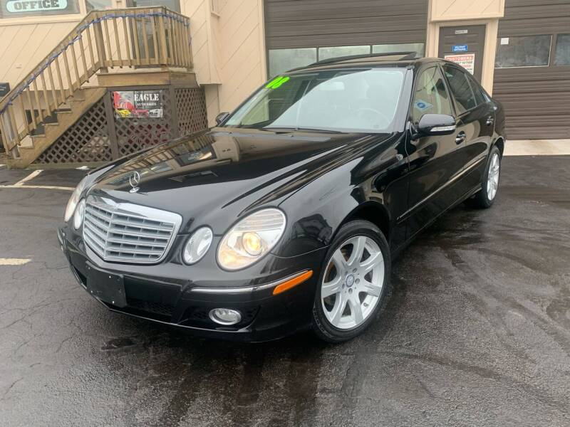 2008 Mercedes-Benz E-Class for sale at Eagle Auto Sales LLC in Holbrook MA
