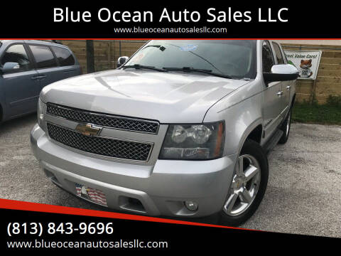 2010 Chevrolet Avalanche for sale at Blue Ocean Auto Sales LLC in Tampa FL