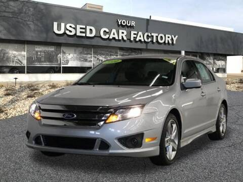 2010 Ford Fusion for sale at JOELSCARZ.COM in Flushing MI