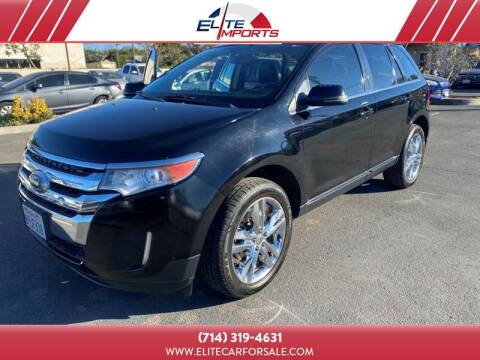 2012 Ford Edge for sale at MIKE AHWAZI in Santa Ana CA