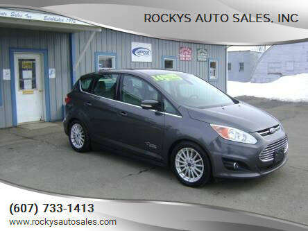 2016 Ford C-MAX Energi for sale at Rockys Auto Sales, Inc in Elmira NY
