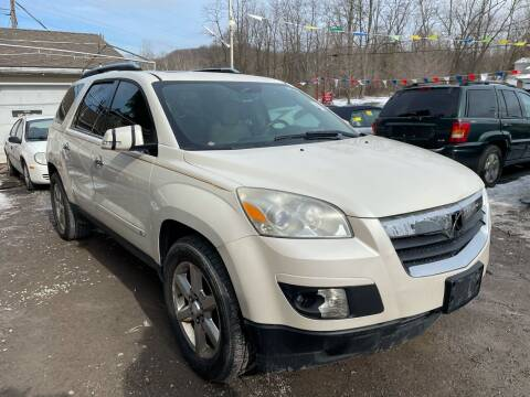 2008 Saturn Outlook for sale at Trocci's Auto Sales in West Pittsburg PA