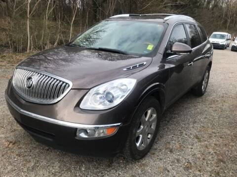 2010 Buick Enclave for sale at BILLY HOWELL FORD LINCOLN in Cumming GA