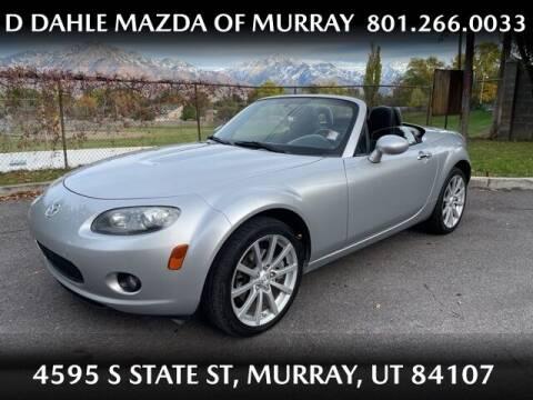 2008 Mazda MX-5 Miata for sale at D DAHLE MAZDA OF MURRAY in Salt Lake City UT