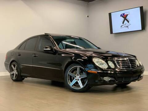 2007 Mercedes-Benz E-Class for sale at TX Auto Group in Houston TX