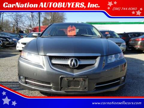 2008 Acura TL for sale at CarNation AUTOBUYERS, Inc. in Rockville Centre NY