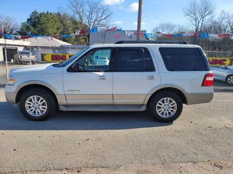 2008 Ford Expedition for sale at B & R Auto Sales in N Little Rock AR
