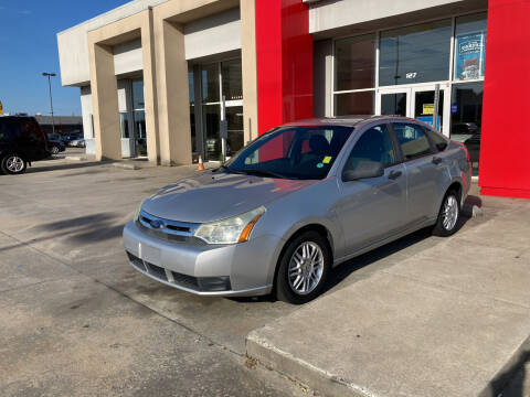 2010 Ford Focus for sale at Thumbs Up Motors in Warner Robins GA