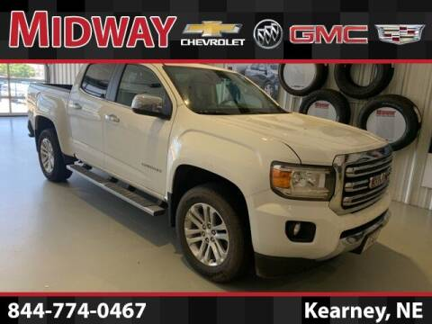 2018 GMC Canyon for sale at Midway Auto Outlet in Kearney NE