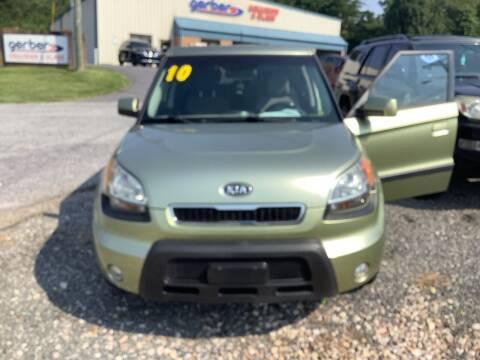 2010 Kia Soul for sale at Moose Motors in Morganton NC
