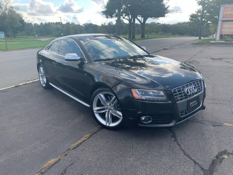 2010 Audi S5 for sale at Lux Car Sales in South Easton MA