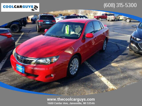 2008 Subaru Impreza for sale at Cool Car Guys in Janesville WI