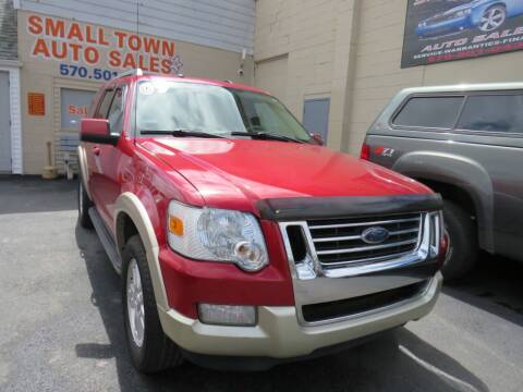 2009 Ford Explorer for sale at Small Town Auto Sales in Hazleton PA
