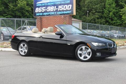 2009 BMW 3 Series for sale at Skyline Motors in Louisville TN
