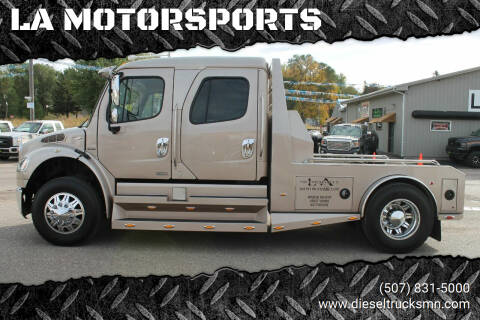 2007 Freightliner M2 106 for sale at LA MOTORSPORTS in Windom MN