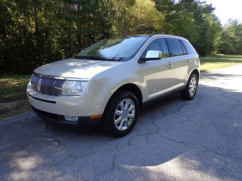 2007 Lincoln MKX for sale at CAROLINA CLASSIC AUTOS in Fort Lawn SC