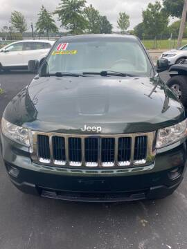 2011 Jeep Grand Cherokee for sale at Enzo Auto Sales in New Bedford MA